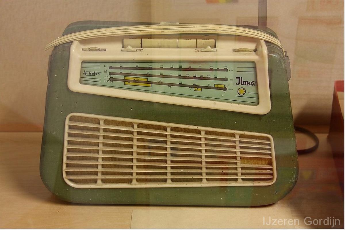 DDR-Radio-Ilona