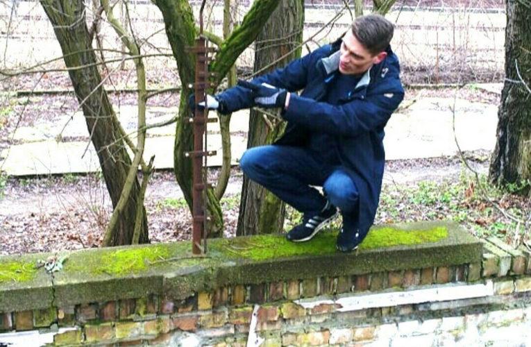 Tachtig meter Duits-Duitse staatsgrens ontdekt in Pankow