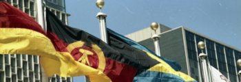 DDR wordt lid van de Verenigde Naties
