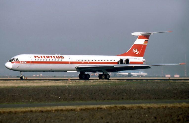 Interflug heette eerst Lufthansa