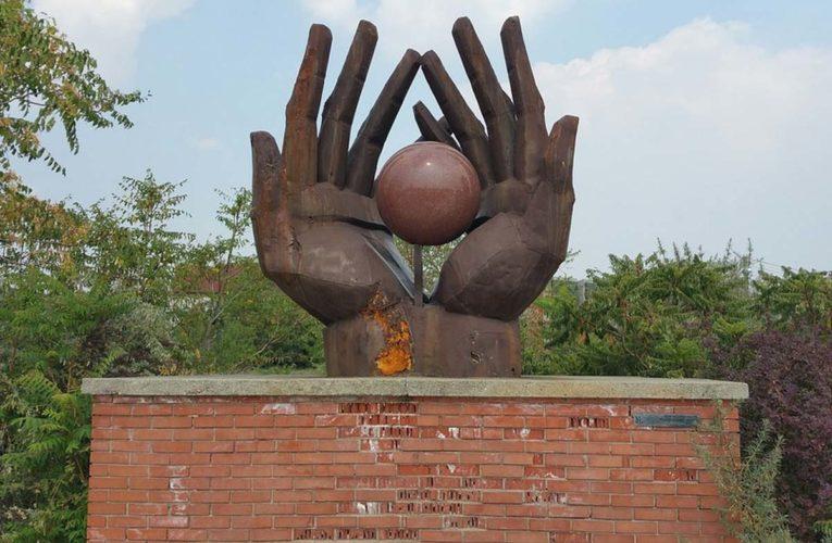 Memento Park herinnert aan Koude Oorlog