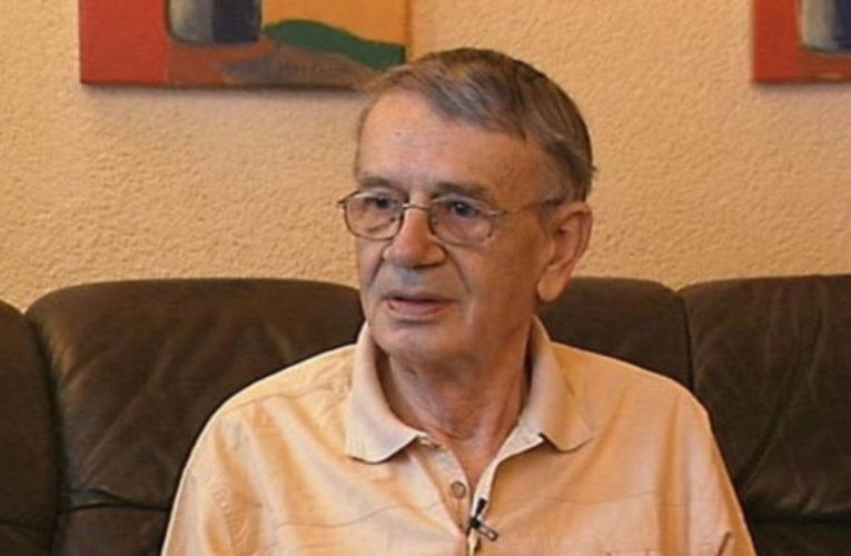 Peter Strelzyk overleden