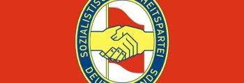 Oprichting van de Sozialistische Einheitspartei Deutschlands (SED)