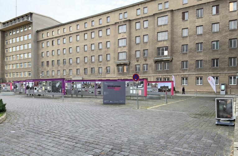 Een onzekere toekomst voor het voormalige hoofdkantoor van Stasi in Berlijn