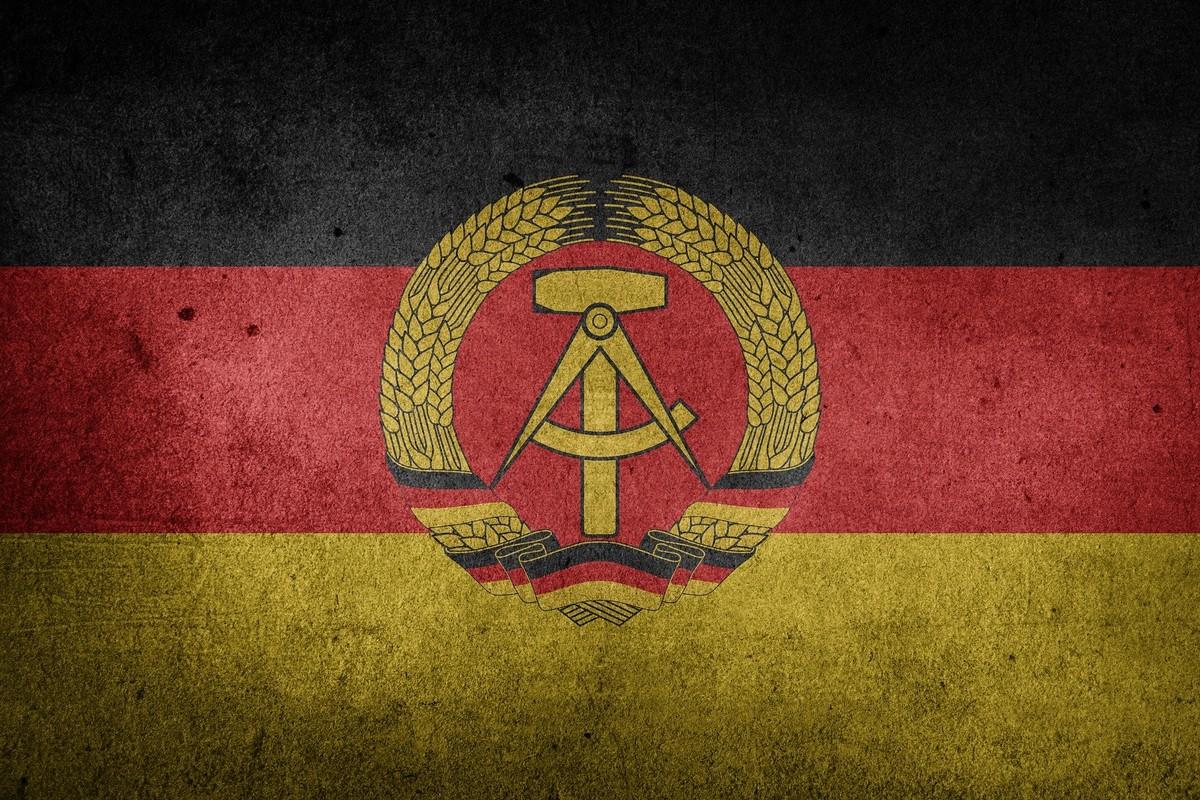 Oprichting van de Deutsche Demokratische Republik (DDR)