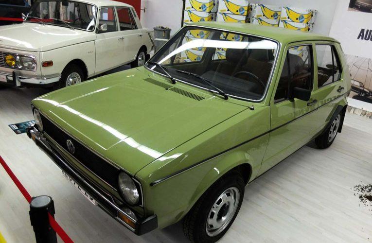 Volkswagen Golf was eerste Westauto in de DDR