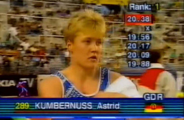 Kogelstoter Astrid Kumbernuss: 'Voor mij was de DDR perfect!'