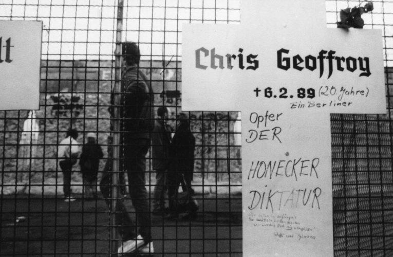 Nuance in dood Chris Gueffroy als laatste dodelijk slachtoffer Berlijnse Muur
