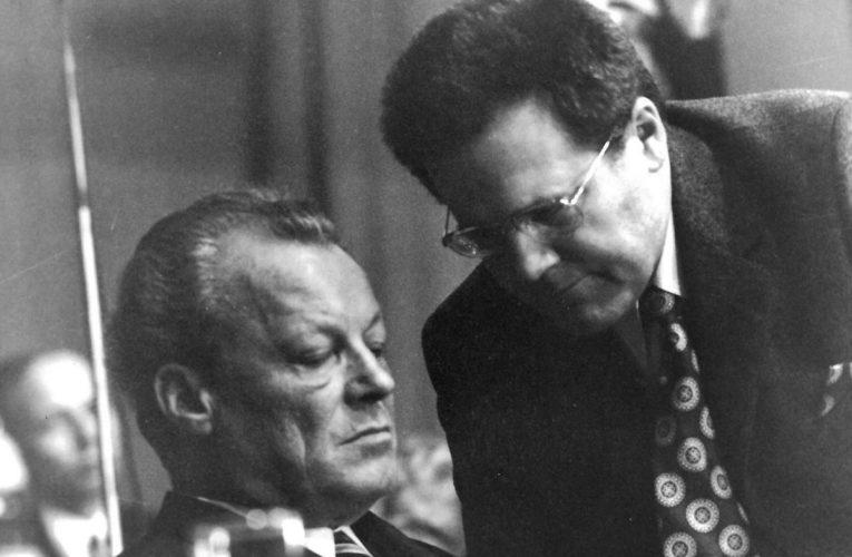 Die Schattenväter laat verhaal zien over DDR-spionage bij Willy Brandt