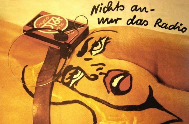 DDR Radio DT64 klonk bijna hetzelfde dan radio in het Westen