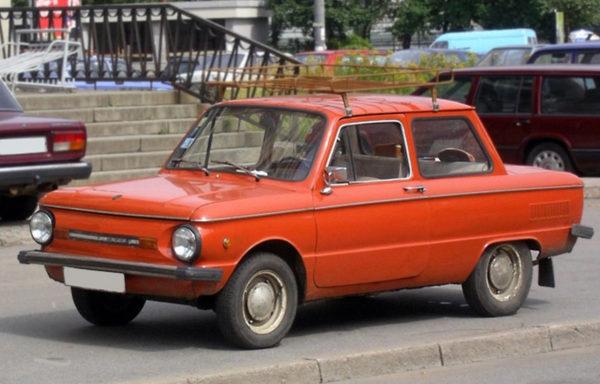 ZAZ – Zaporozjski avtomobilny zavod
