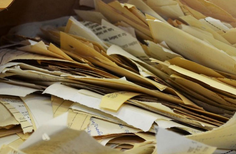 Nieuwe methode voor reconstructie van vernietigde Stasi-documenten