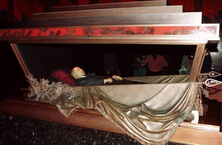 Conservering lichaam Lenin kost jaarlijks 174.000 euro