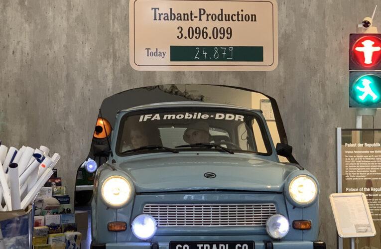 Een Trabant gaat nooit verloren