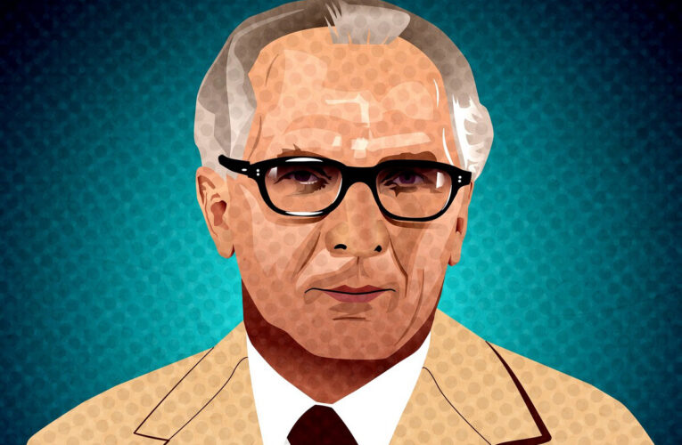 Erich Honecker: De man achter de Muur