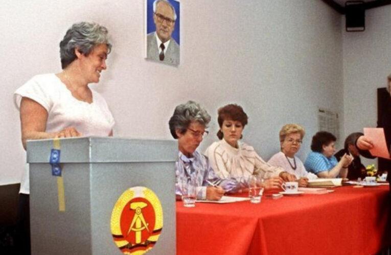 Het begin van het einde van de DDR