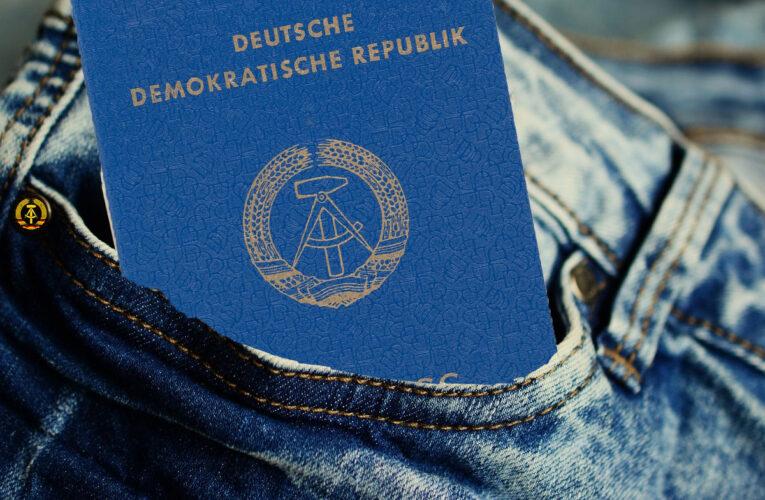 Cottinohosen waren de eerste jeans in de DDR