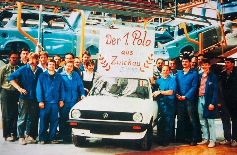 Na dertig jaar komt een einde aan de bouw van de VW Polo in Zwickau