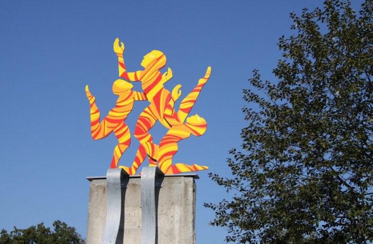 Vrijheids- en Eenheidsmonument Zwickau