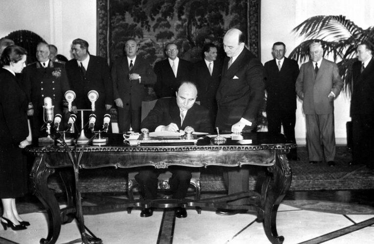 Het Warschaupact zou vandaag met pensioen kunnen gaan maar stopte al eerder