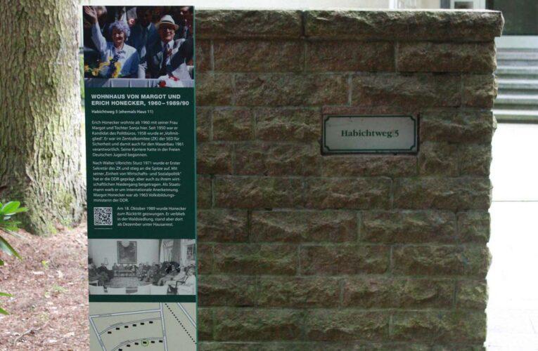 DDR-hotemetoten woonden in een speciale wijk