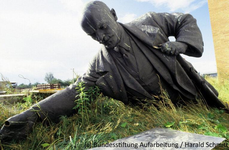 Lenin-standbeeld in Gelsenkirchen?
