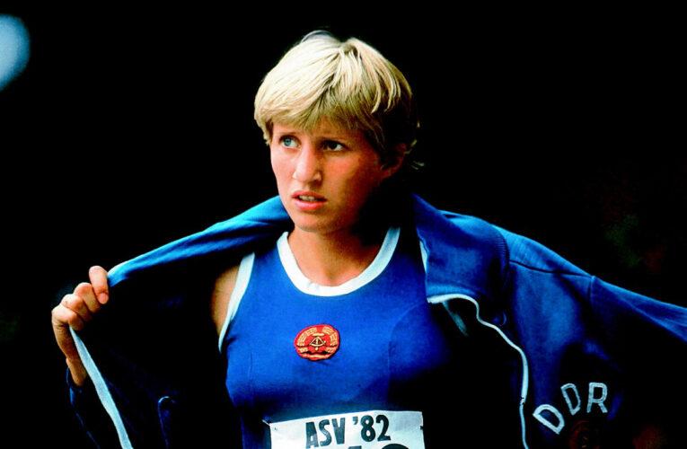 DDR-atlete Ines Geipel: 'De Stasi heeft me verminkt'