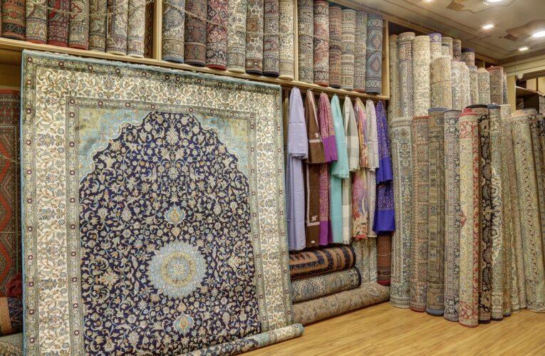 Oosterse tapijten uit de DDR