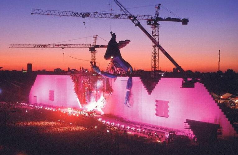 Groot rock spektakel op de Potsdamer Platz
