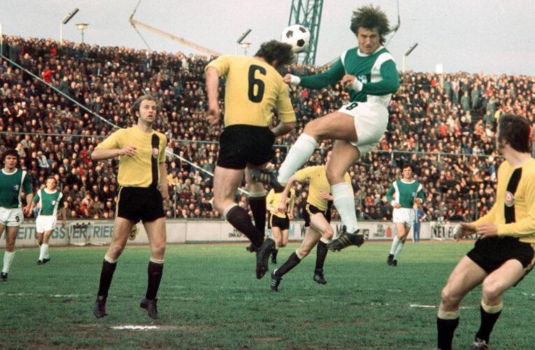 Toen de DDR Oberliga stierf