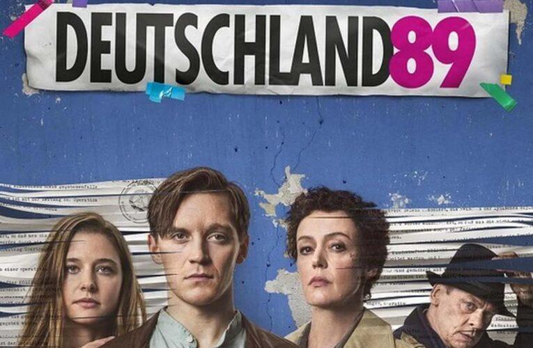 Deutschland 89 eind deze maand te zien als laatste deel van de trilogie