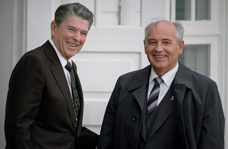 TV-tip: Gorbachev-Reagan: Duel at the top