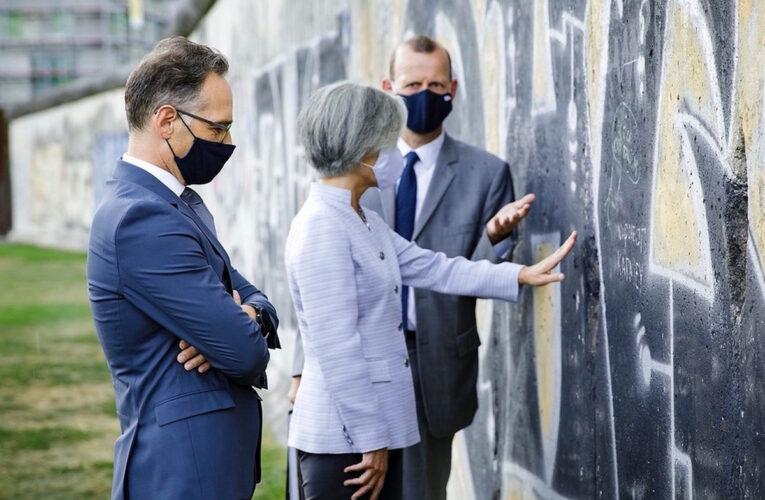 Koreaanse aandacht voor Berlijnse Muur