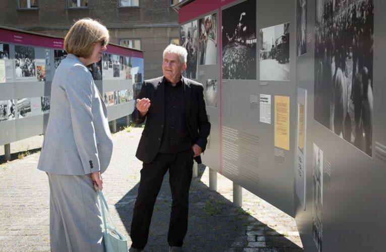Australische belangstelling voor tentoonstelling Berlijnse Muur