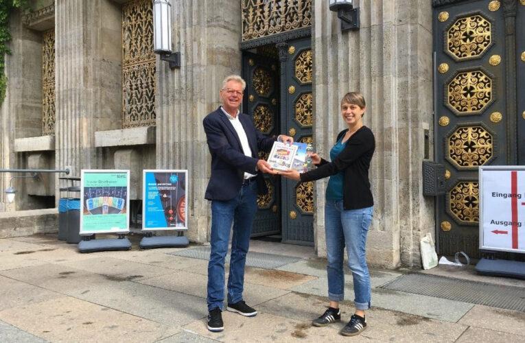 Nederlandse DDR-boeken in Leipzig bewaard voor de eeuwigheid