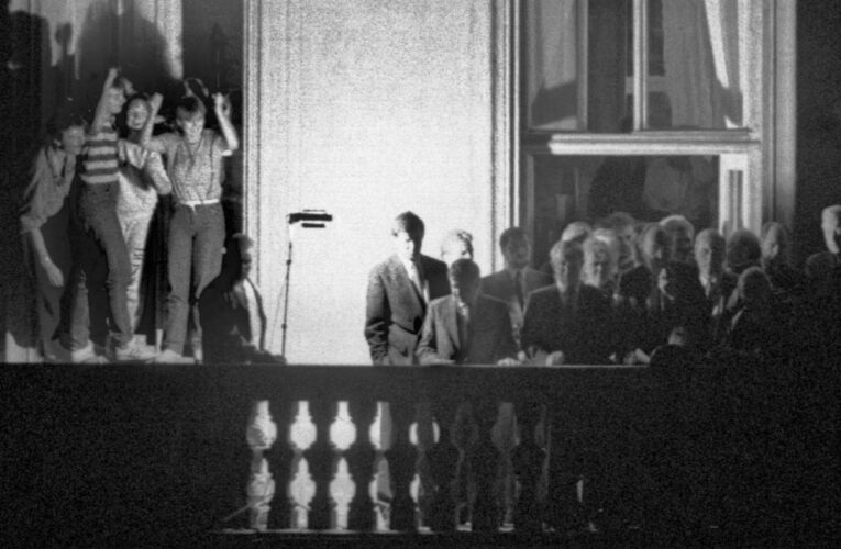 30 september 1989: De avond van Genscher