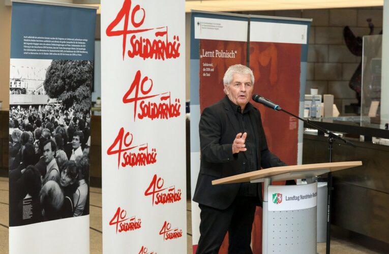Poolse tentoonstelling over Solidarność, de DDR en de Stasi in Nordrhein-Westfalen