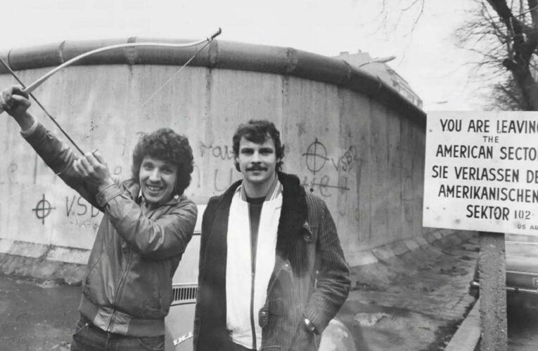 Drie vindingrijke broers ontsnapten over de Berlijnse Muur