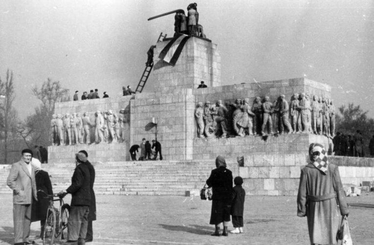 De CPN en de Hongaarse opstand