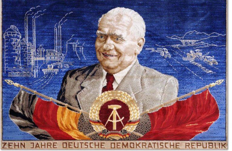 Wilhelm Pieck, eerste president van de Deutsche Demokratische Republik