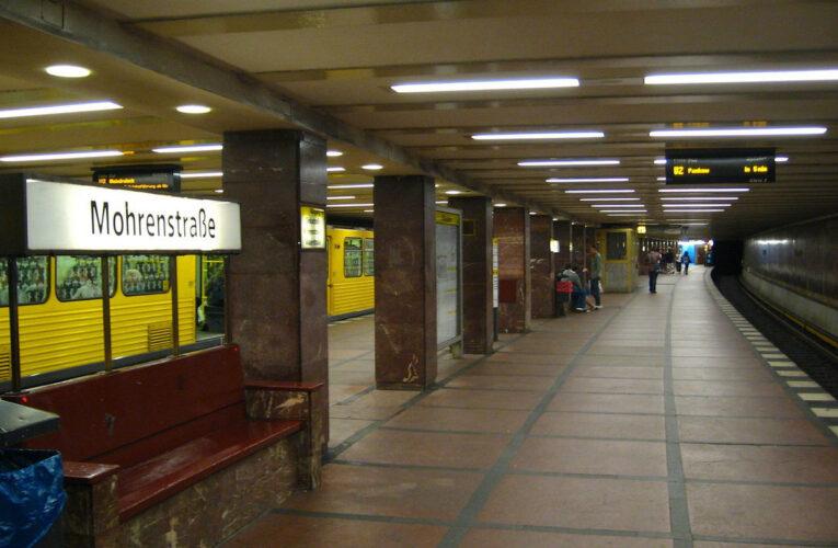 Metrostation Mohrenstraße riekt te veel naar slavernij