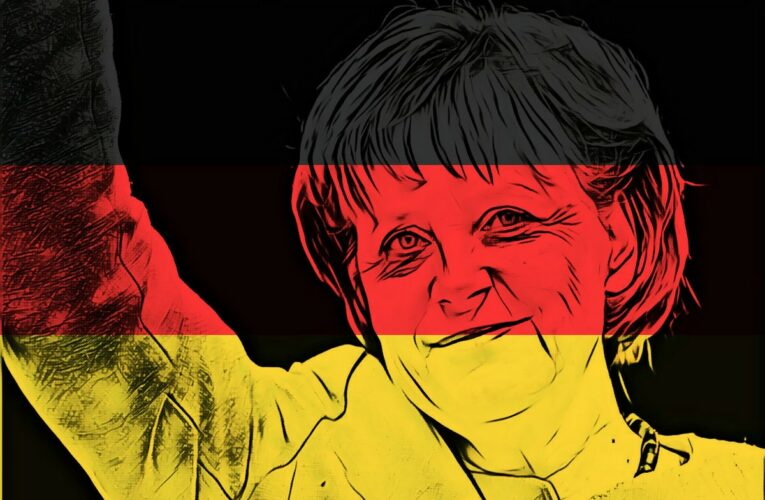 Het DDR-verleden van Angela Merkel