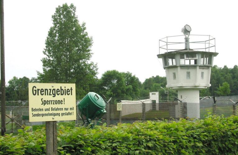 Avondklok was in grensgebied DDR ook actief